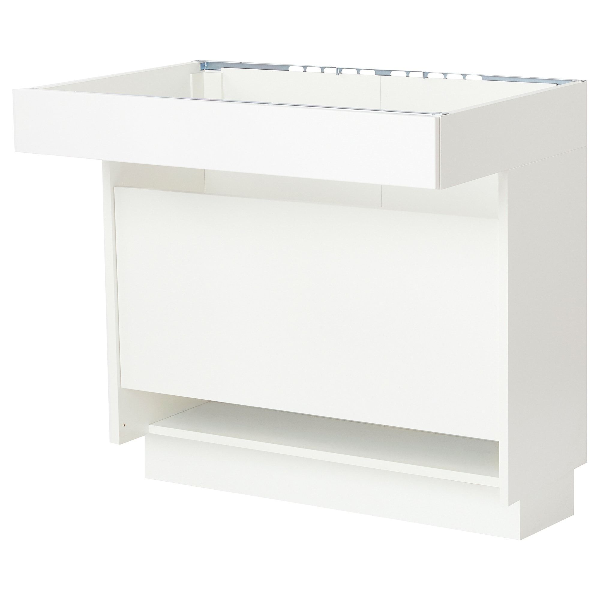 Wheelchairs White Base Cabinet Frame
