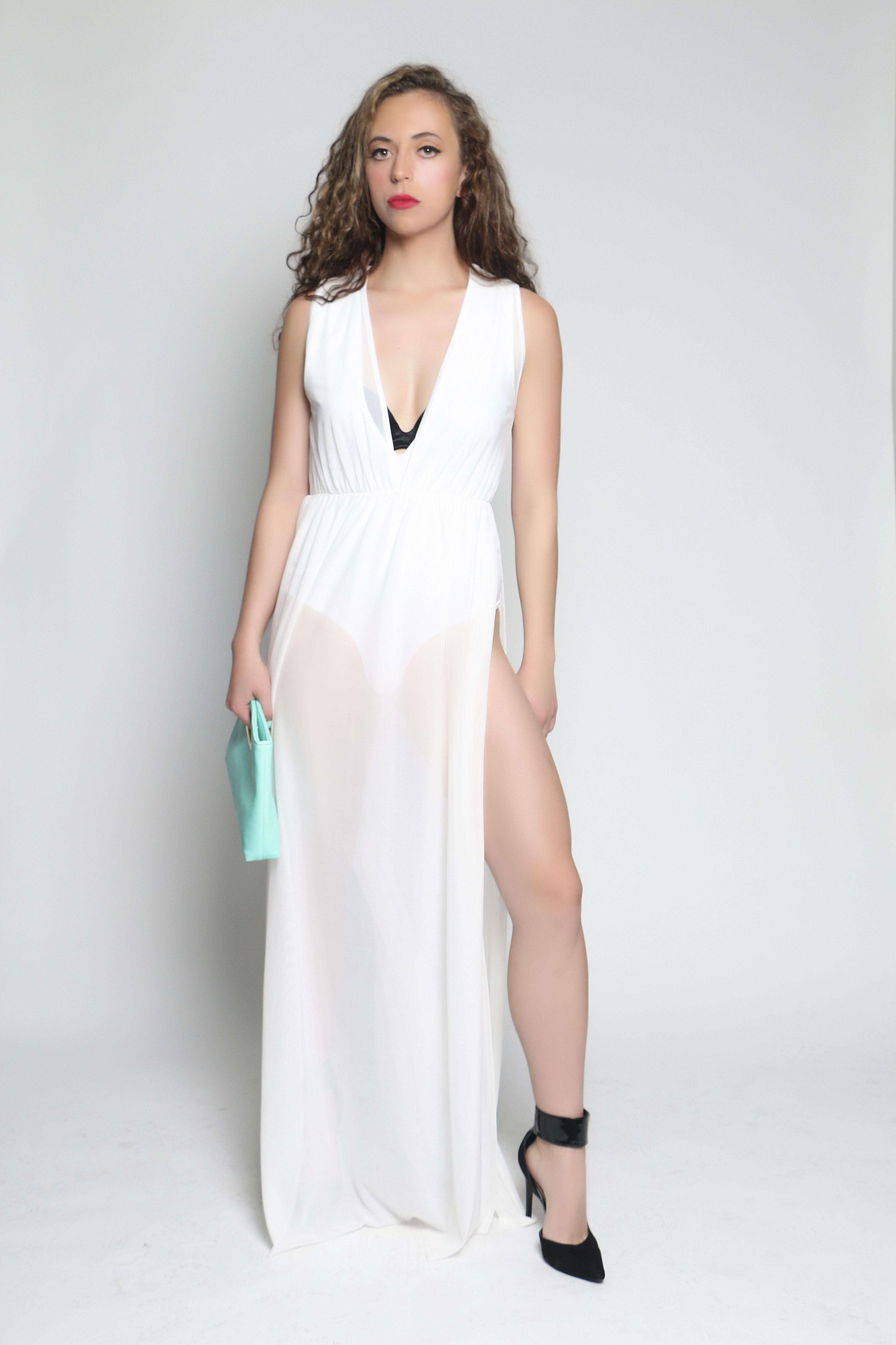 White beach dress dresses pinterest white beach dresses