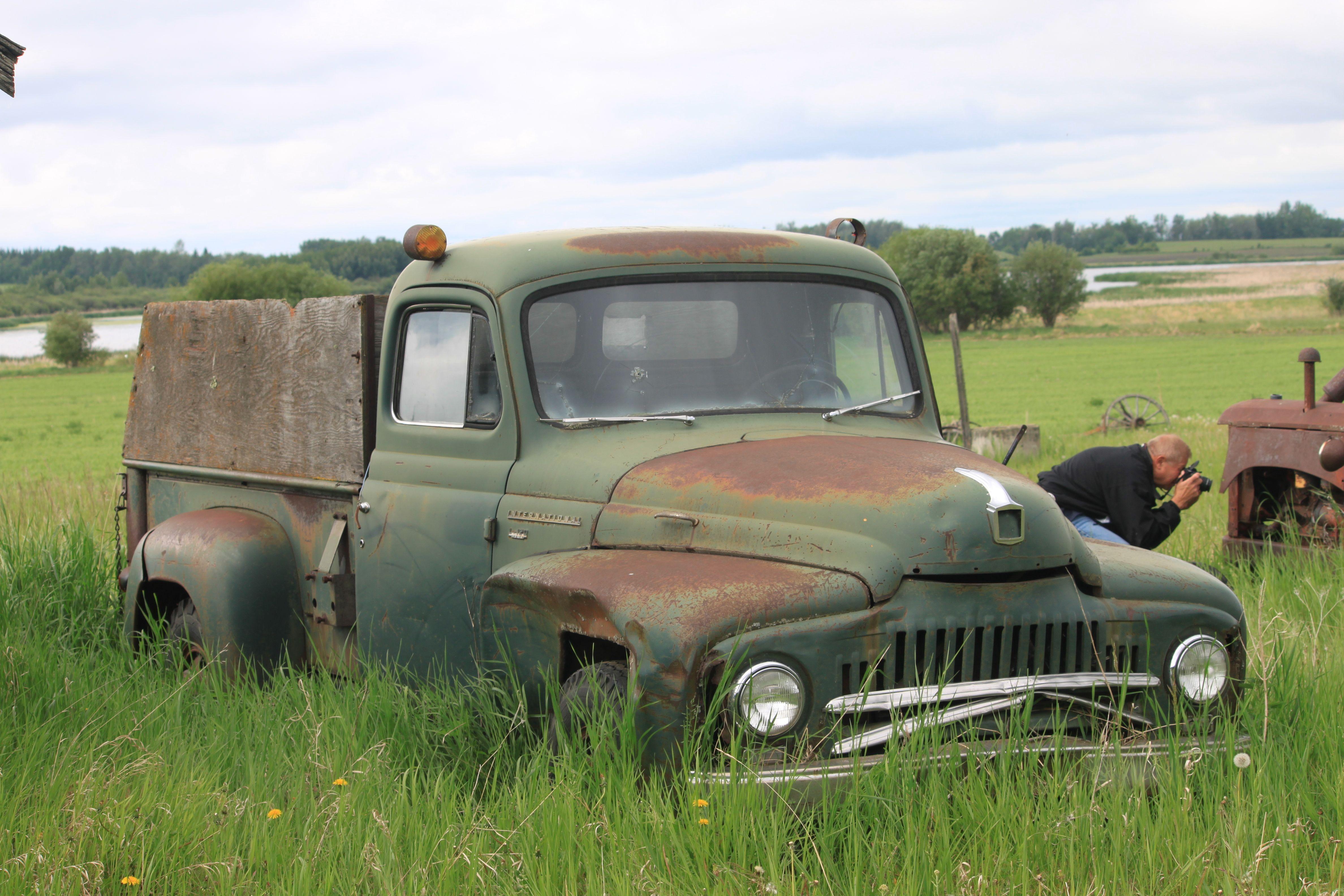 1952 International pickup  | International trucks