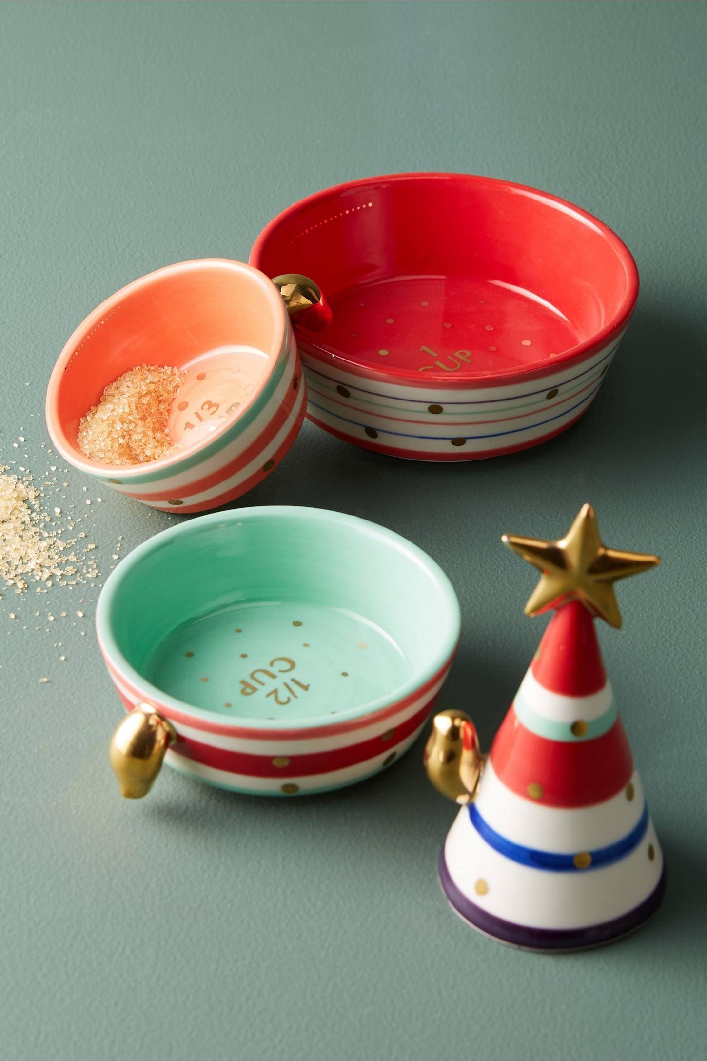Sugar Cookie Measuring Cups