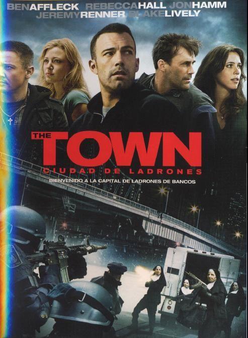 The Town Recurso Electronico Ciudad De Ladrones Dirigida Por Ben Affleck Filmes Filmes Online Gratis Melhores Filmes