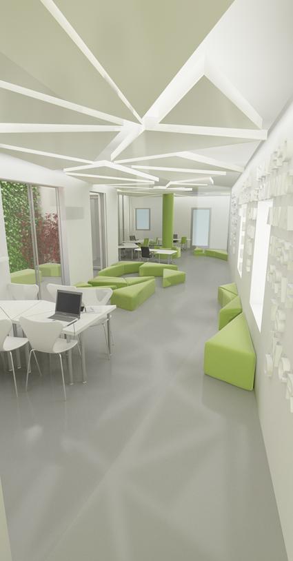 Diseño Integral oficinas Madrid. Diseño Gráfico, identidad ...