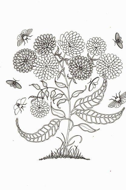 By JOHANNA BASFORD From Secret Garden