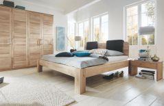 Schlafzimmer Massivholz ~ Hercules von m&h schlafzimmer massivholz wildeiche bianco timber