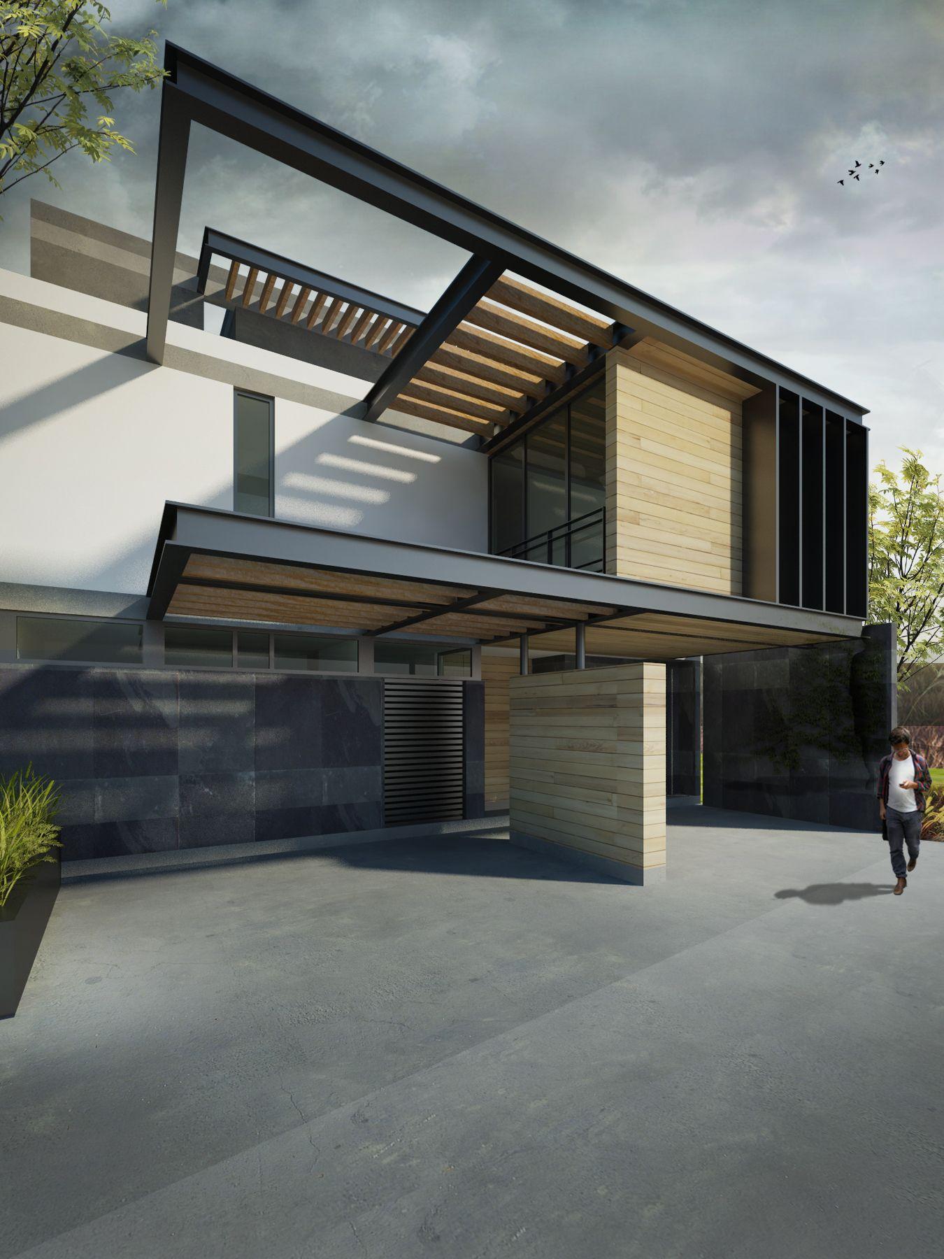 Casa Lomas 222 Vivienda T E A Diseno Arquitectonico