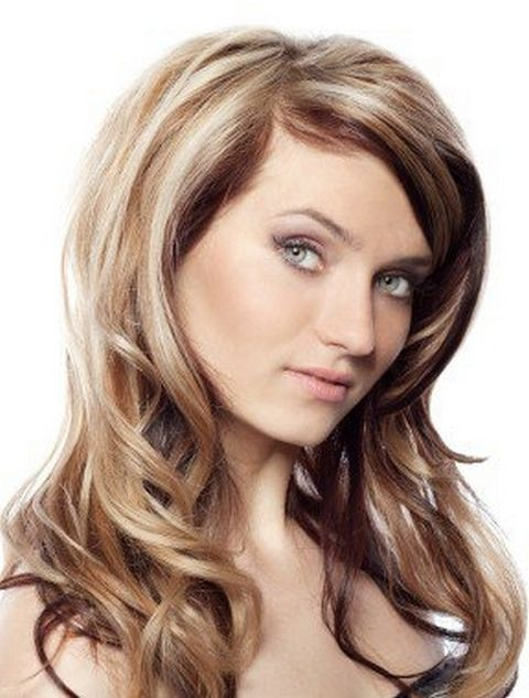 hair styles for hair with bangs pictures of hair colors and highlights hair color 1211