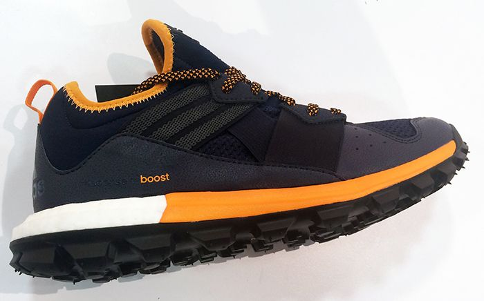 Yes, the original trail running shoe from adidas is still rambling over  off-road