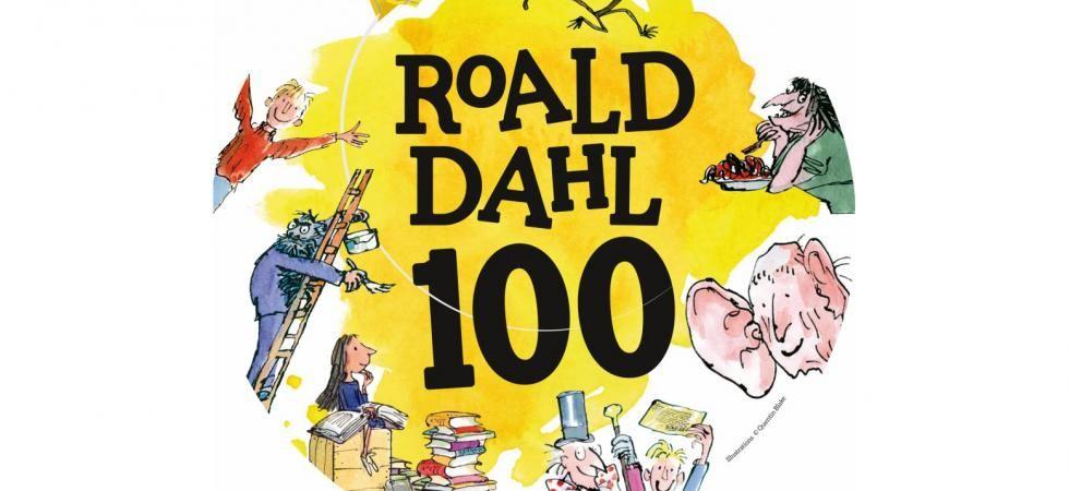 Roald Dahl Day 2018 Roald dahl day, Roald dahl, 2020