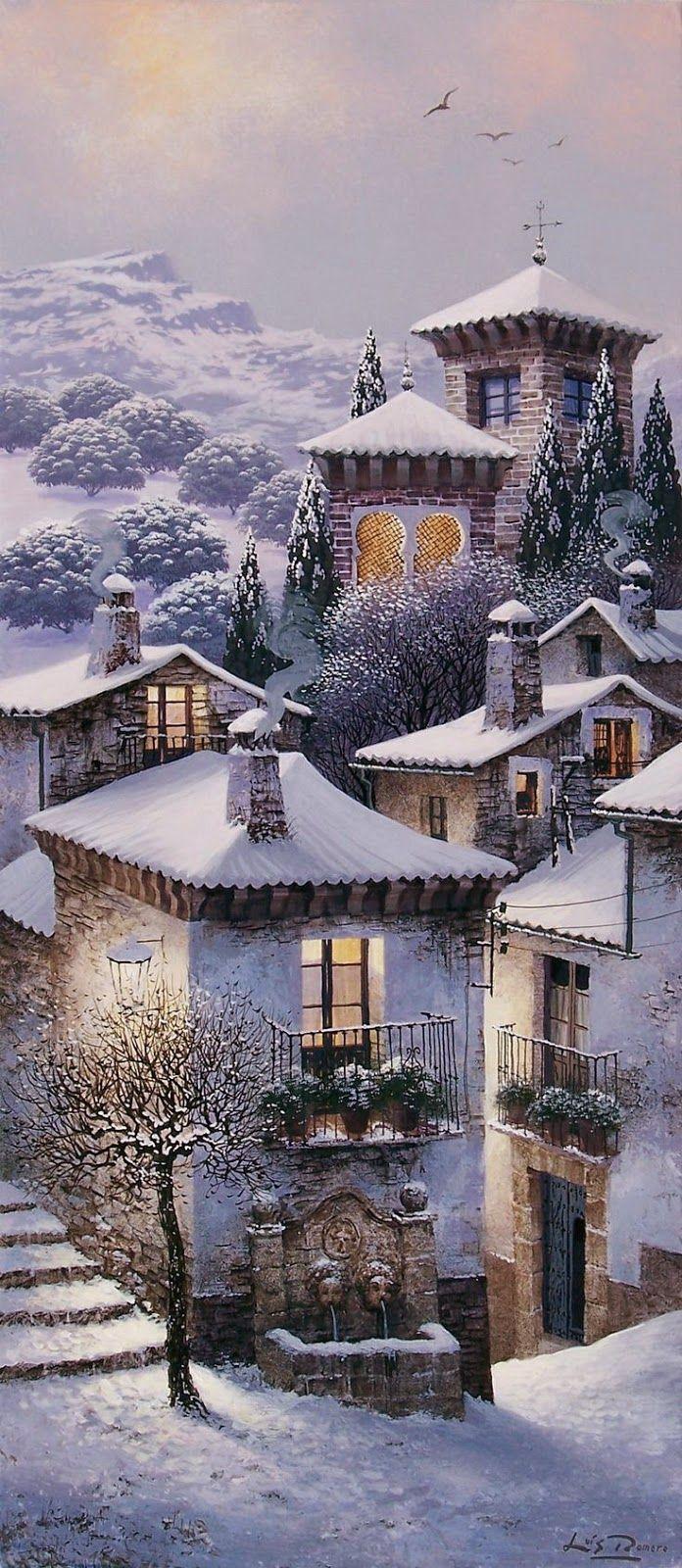 Cartas Rotas: Fuentes de invierno