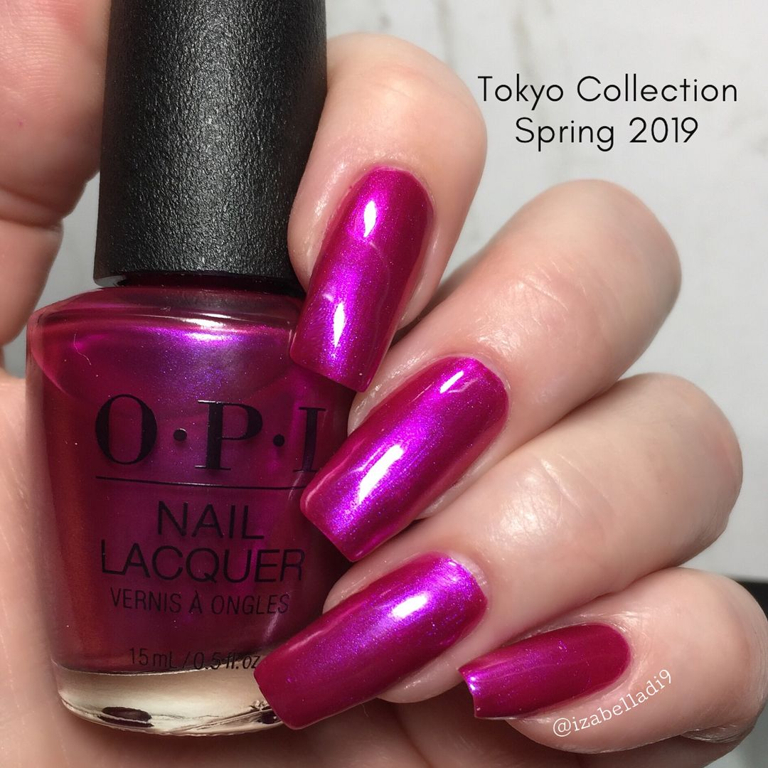 This Is All Your Dreams In Vending Machines From Opi Spring 2019