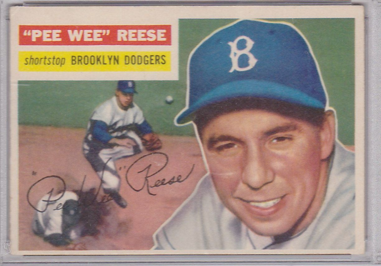 old baseball cards value list