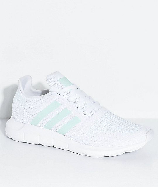 adidas swift run bianco, greone & ice mint scarpe mint scarpe, swift