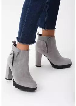 Buty Damskie Jesien 2019 W Domodi Shoes Boots Ankle Boot