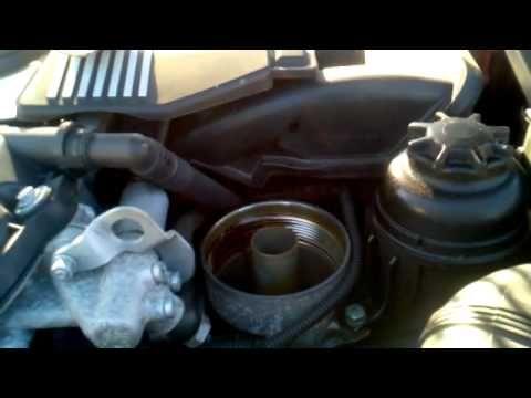 BMW Oil Change M54 DIY 3, 5, X3, X5 E46, E39, E83, E53 | The