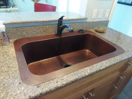 copper kitchen sink best 25 copper kitchen sinks ideas on copper 2581