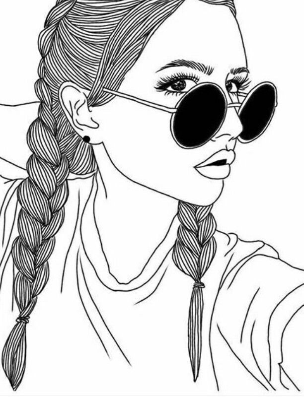 real people coloring pages - photo#21