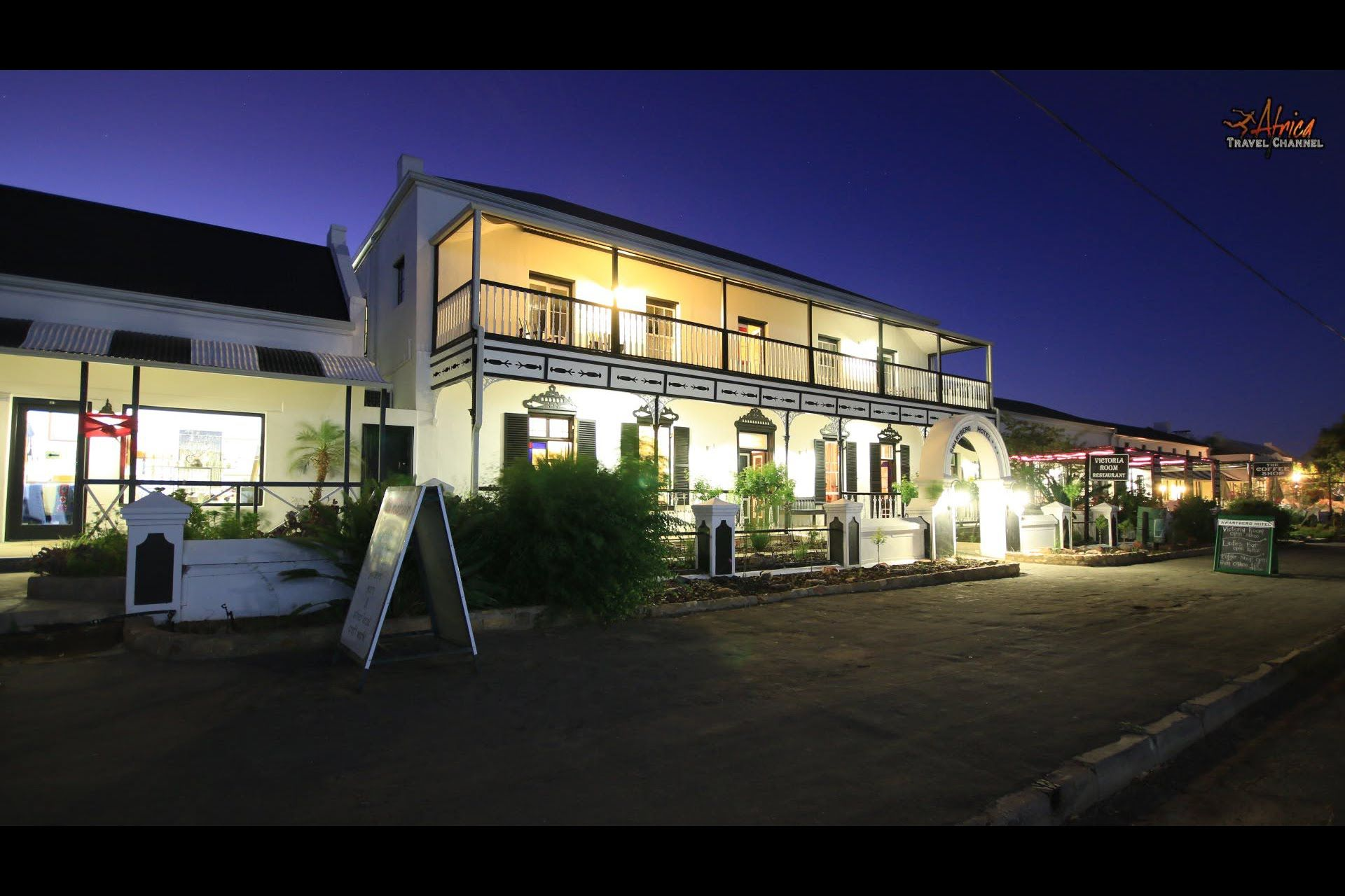 Swartberg Hotel Accommodation Prince Albert Africa Travel Channel