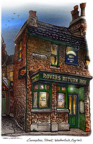 "David Crighton - Coronation Street ""The Street Suite"" - Rovers"