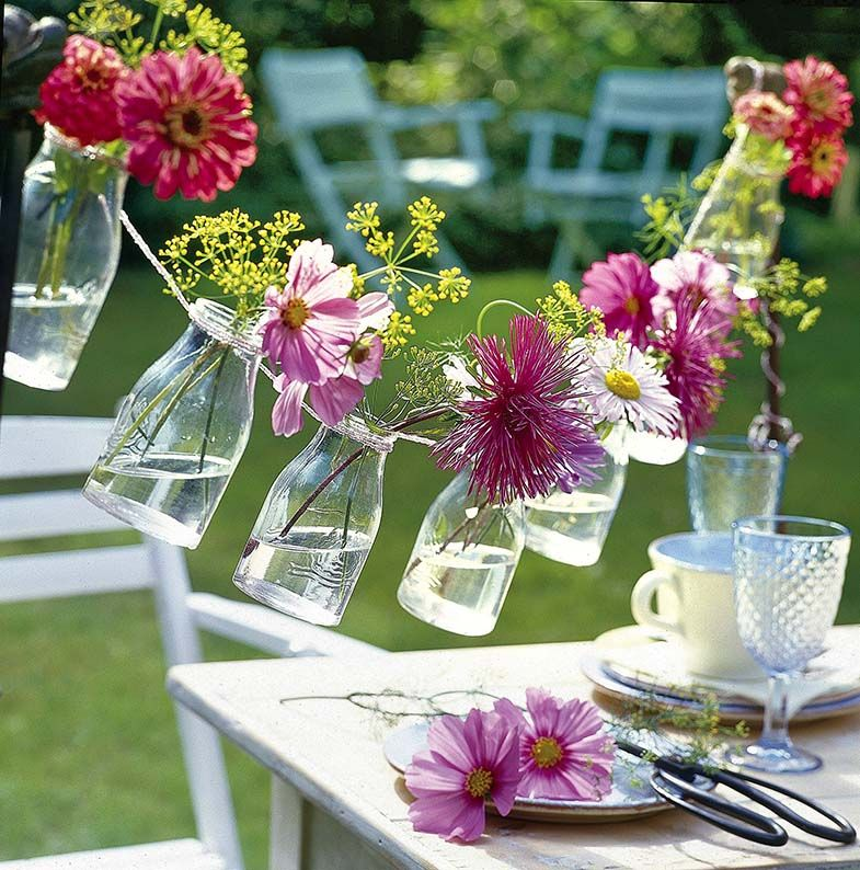 Pin By Weranda Country On Kwiaty Table Decorations Decor Home Decor