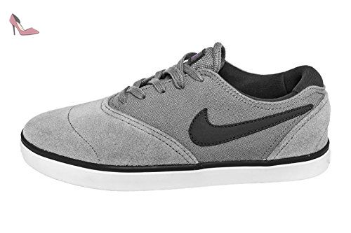 best website 9efd7 3888e Nike Eric Koston 2 LR Skate Shoes cool grey   anthracite   pink   gris  Taille