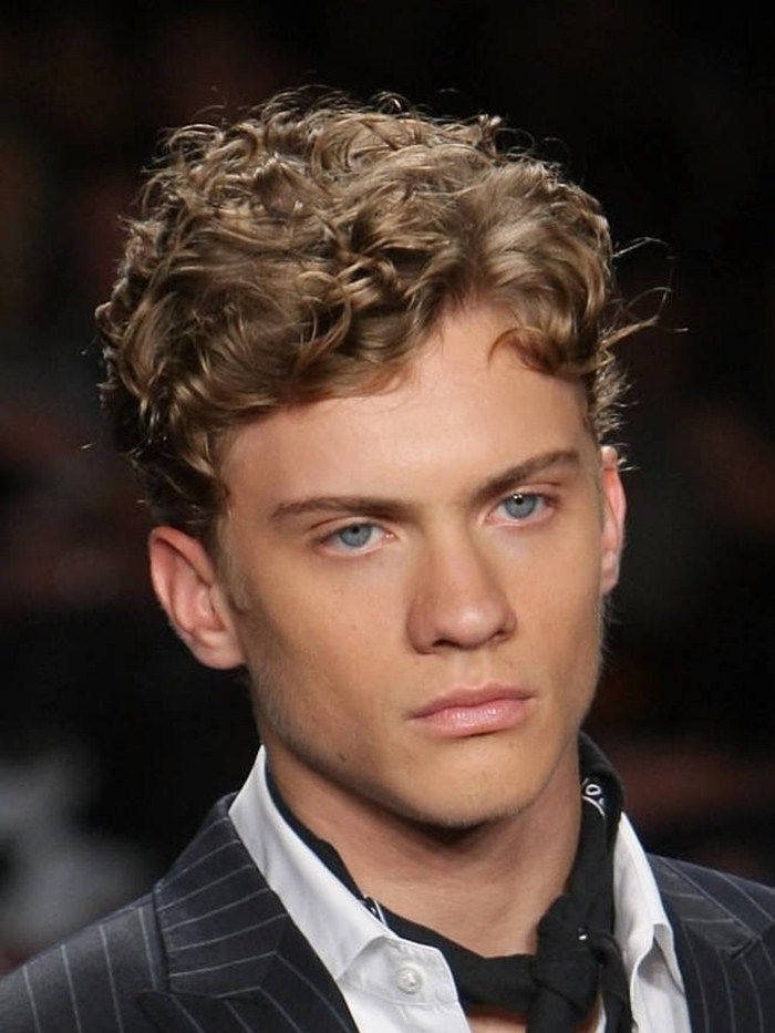 Young Mens Hairstyles For Curly Hair Curly Hair Men Curly Hair