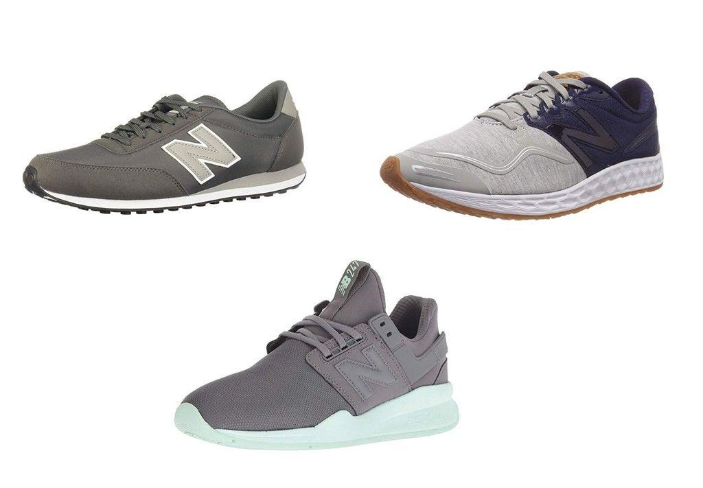 Chollos en tallas sueltas de zapatillas New Balance en
