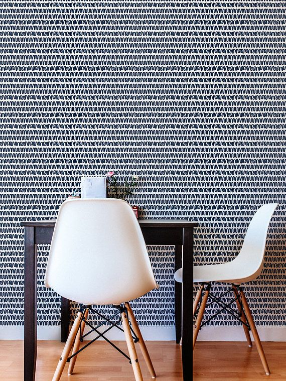 Herbal Self Adhesive Vinyl Temporary Removable Leaf Wallpaper Etsy Leaf Wallpaper Wall Wallpaper Flat Paint