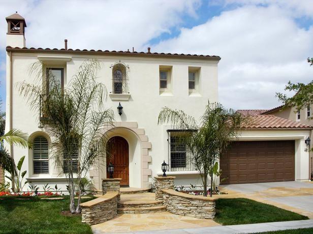 white mediterranean houses - Google Search