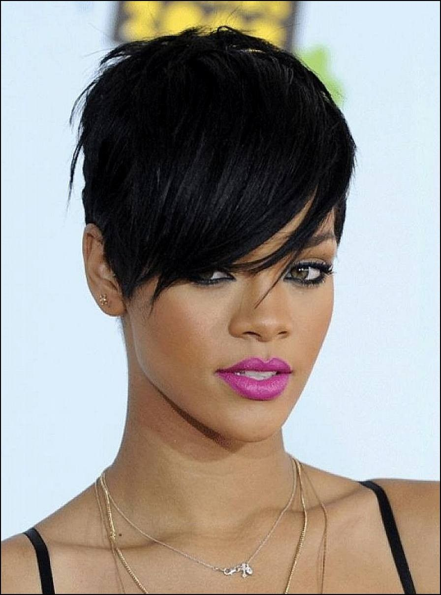Short african american haircuts hairstyles ideas pinterest