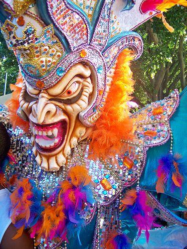 Fotos del carnaval más popular en República Dominicana, en La Vega, ciudad llena de cultura y lugares encantadores, en febrero se convierte el punto principal para los dominicanos que nos gusta el turismo interno.