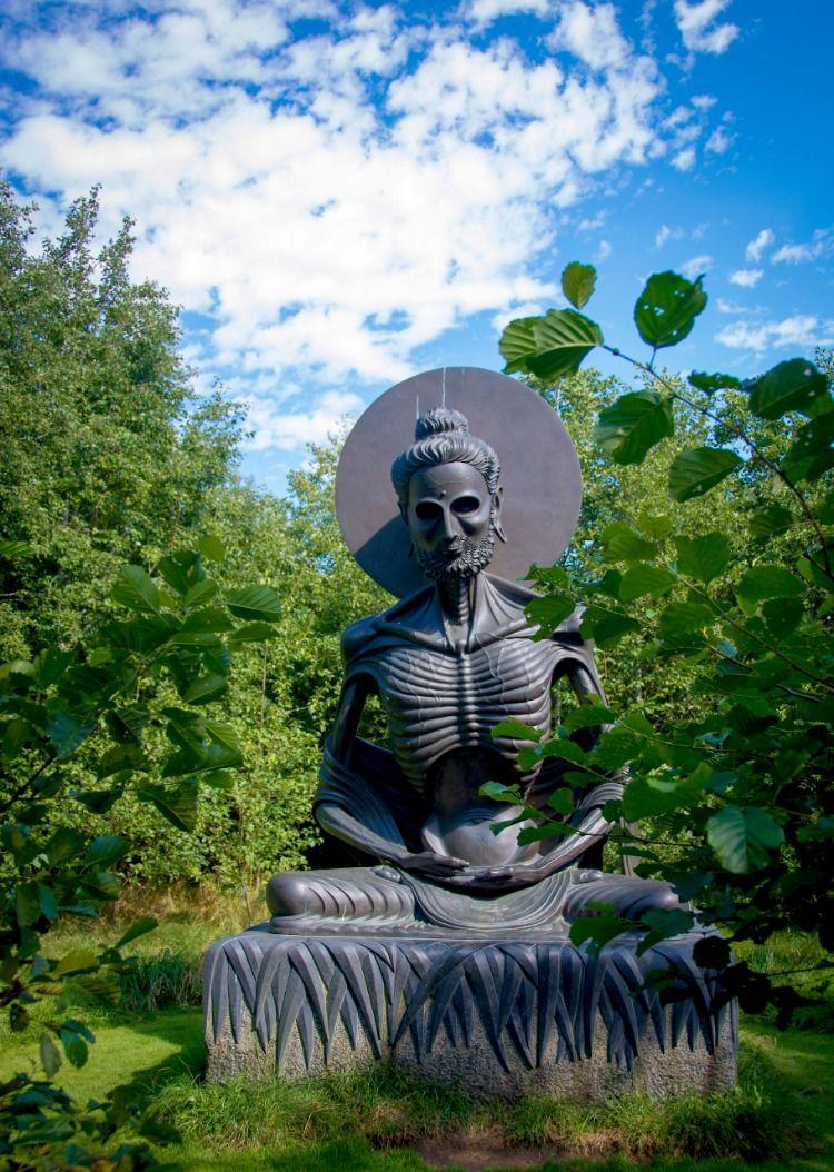 The Middle Way | Buddhism, Buddha, Buddha statue