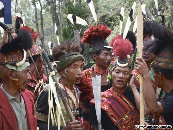 Headhunter Hospitality A Tribal Homestay In Nagaland Nagaland Tribal Cnn Travel