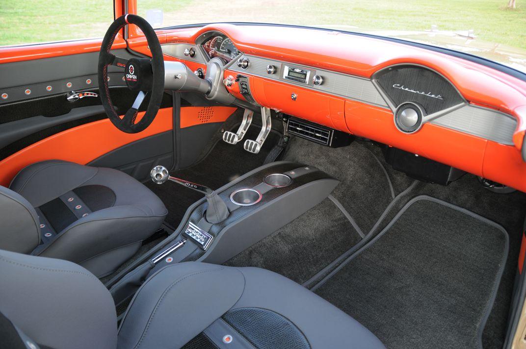 Speedwayswayed shoebox street rod life custom car