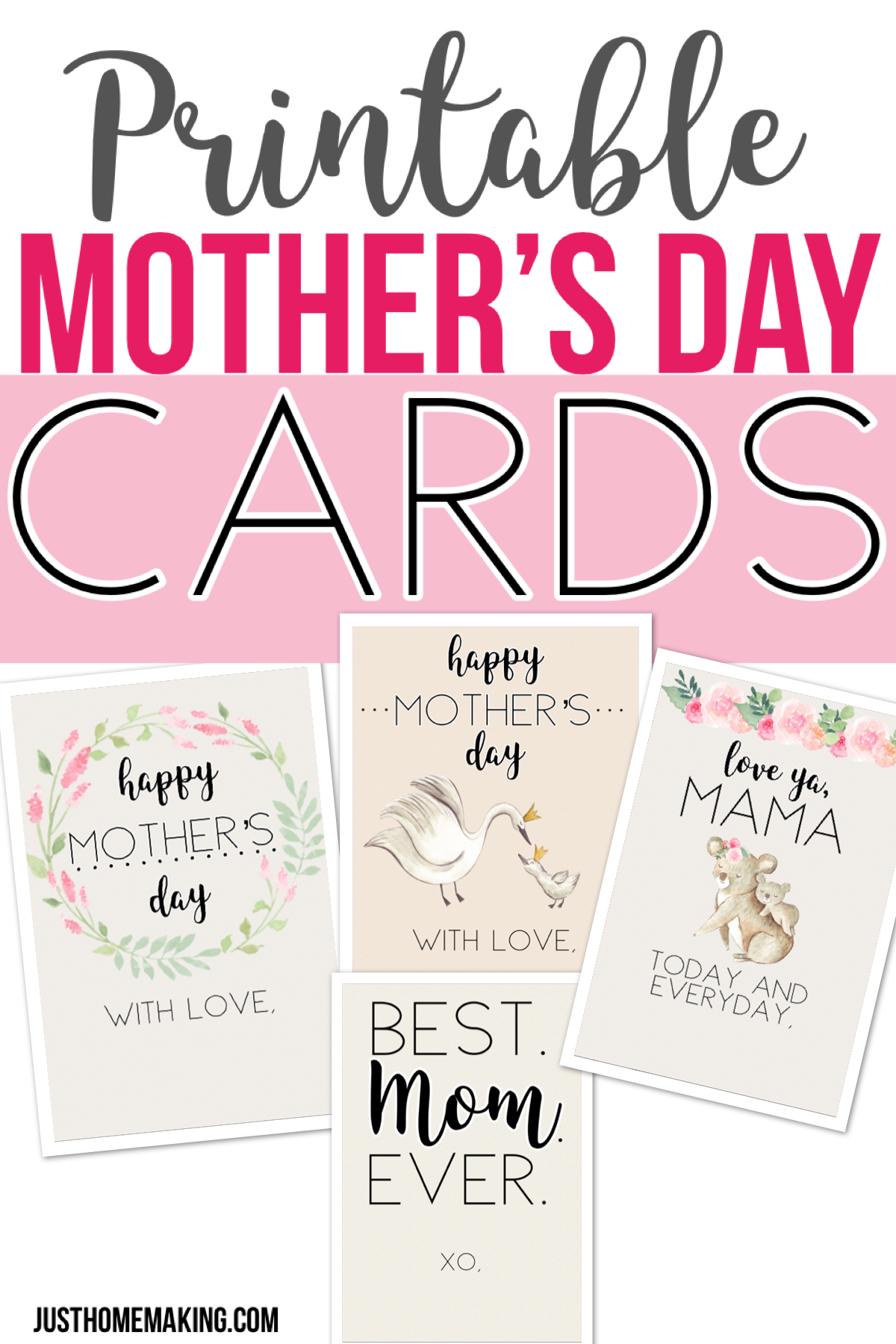 Free Printable Mother S Day Cards Mothers Day Cards Mothers Day Card Template Mothers Day Cards Printable