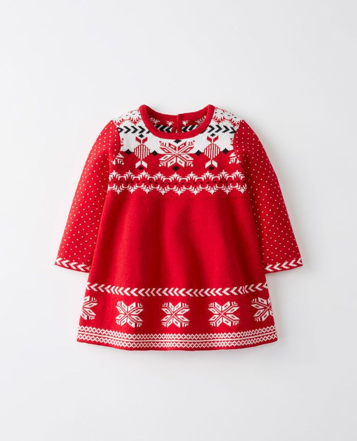 Hanna Andersson Snö Happy Fair Isle Sweater Dress | Products ...