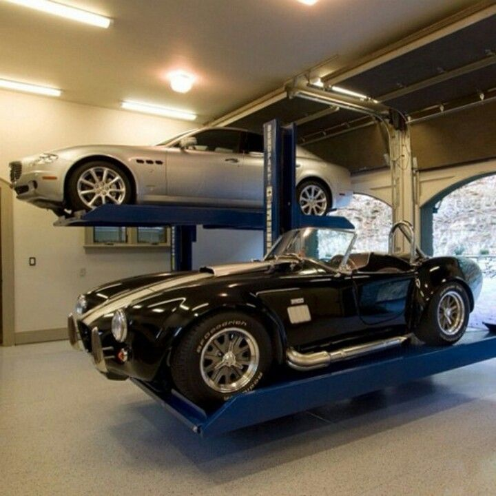 Garage more here luxury cars for Luxury garage designs