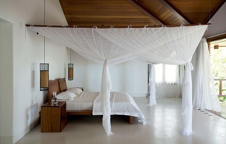 Himmelbett Fur Ein Modernes Romantisches Deko Schlafzimmer