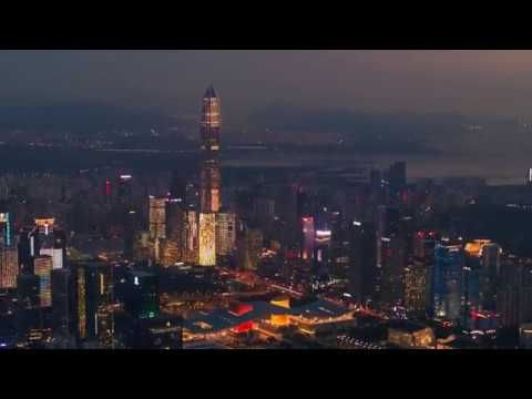 Shenzhen: City of the Future | Aerial Tour of Shenzhen China - YouTube #veganerin