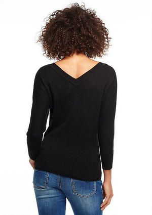 Double V Dolman Sweater - View All Sale - Sale - Alloy Apparel & Accessories