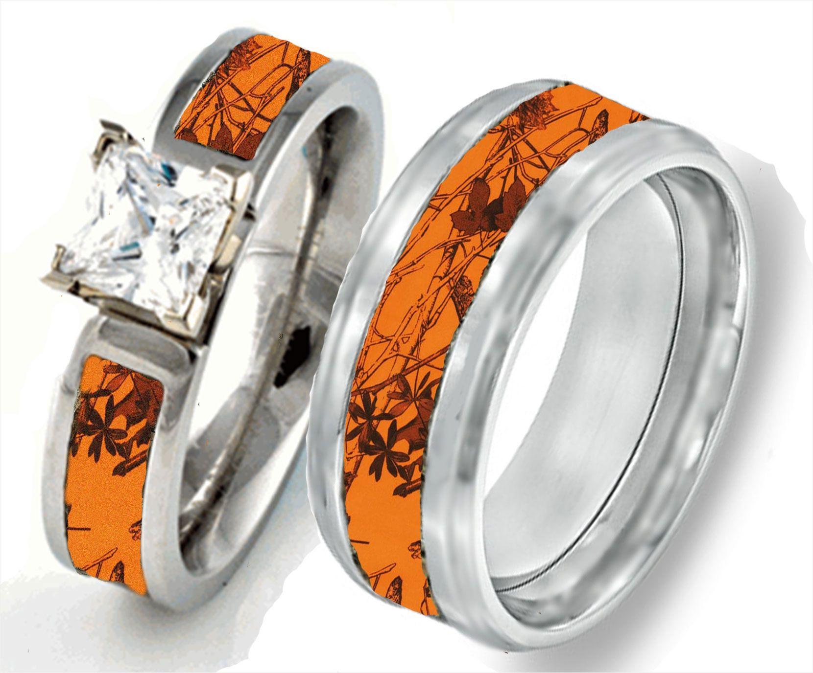 70 Good Cheap Camo Rings for Him Ra29961 Camo wedding