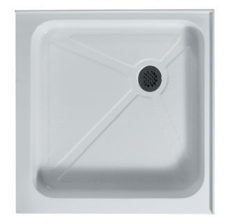 View The Vigo Vg060193232 32 X 32 Square Shower Tray White At