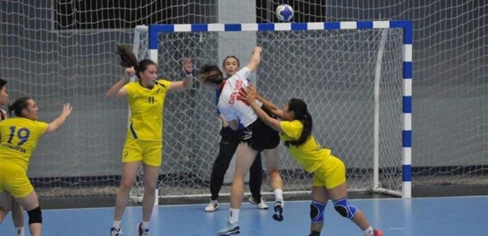 بطولة آسيا للشابات في كرة اليد فوز الصين وكوريا ومواجهة حاسمة للبنان غدا
