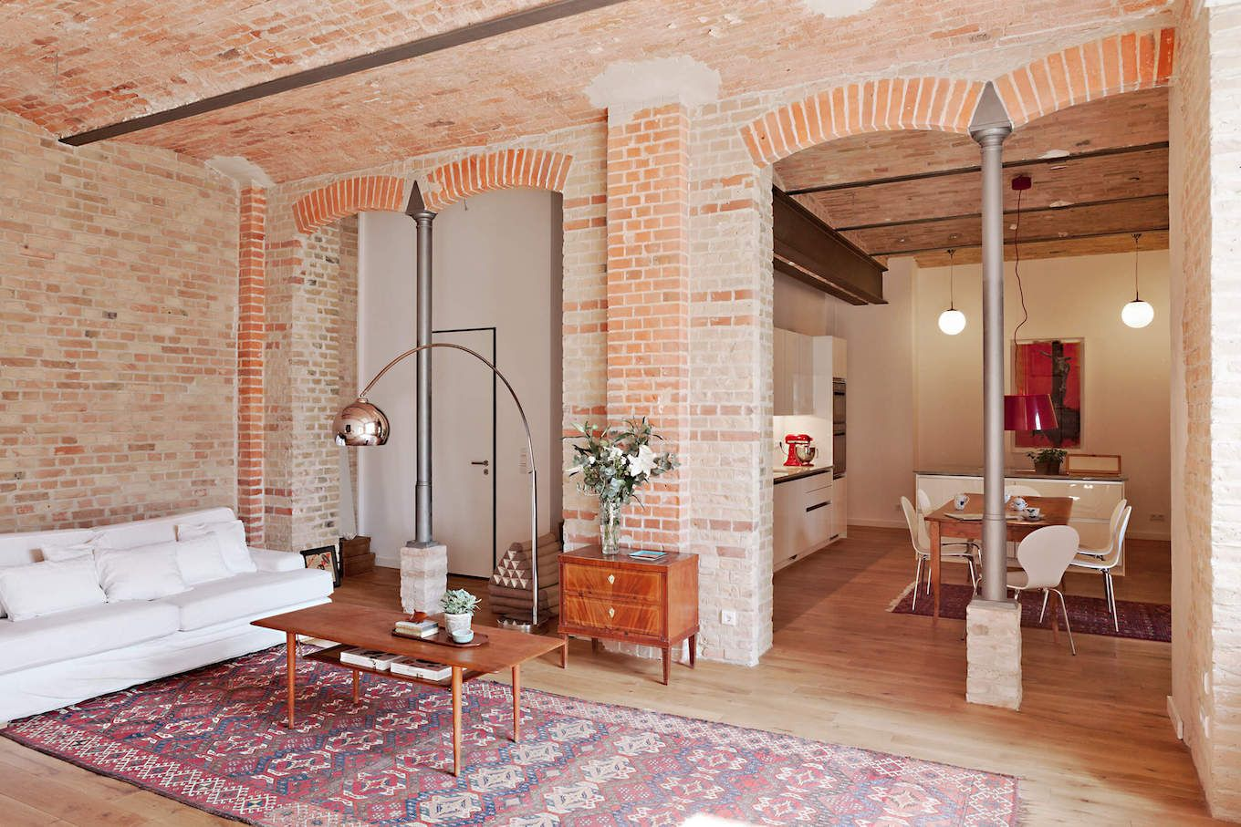 terrific exposed brick bedroom wall ideas   How To Decorate With Exposed Brick Walls   Top Blogs ...