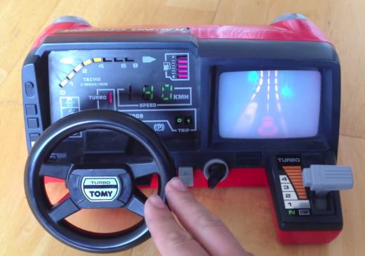 tomy turbo racing cockpit kindheitserinnerungen der 80er. Black Bedroom Furniture Sets. Home Design Ideas