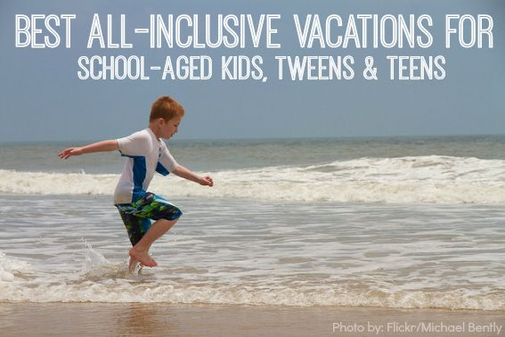 Best all inclusive for teens
