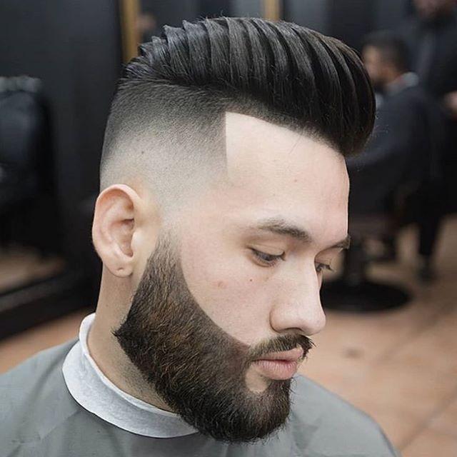 45 Beste Männerkamm Über Verblassender Frisururen in 2020
