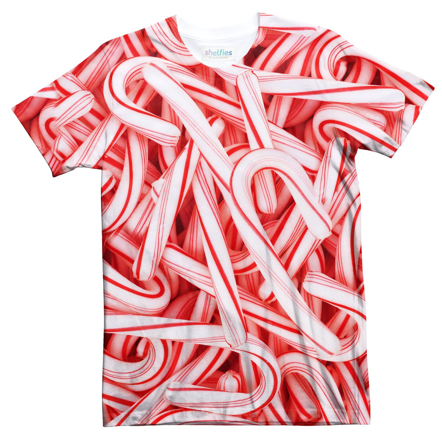 ba4711c02 You know when some things just scream, lick me? #shelfies #candycanetee