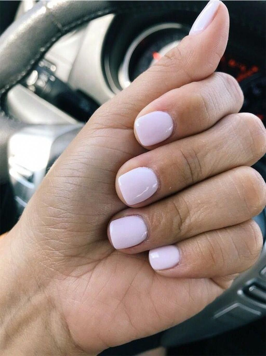 Amazing 30 Gorgeous Natural Summer Nail Color Designs Ideas