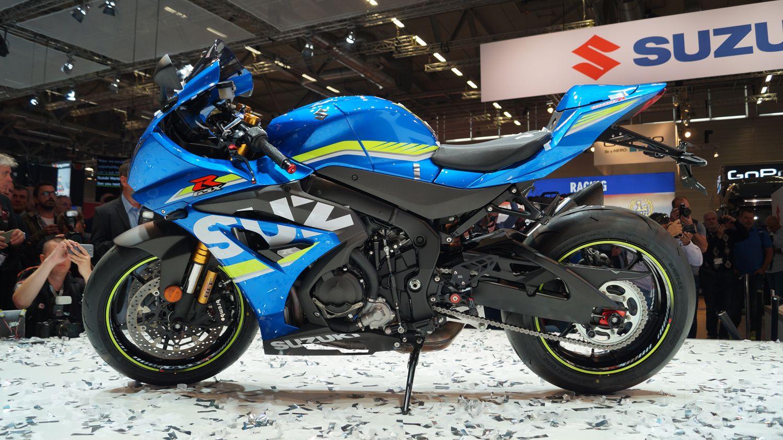 Suzuki gsx r 1000 und gsx r 1000r bilder fotos