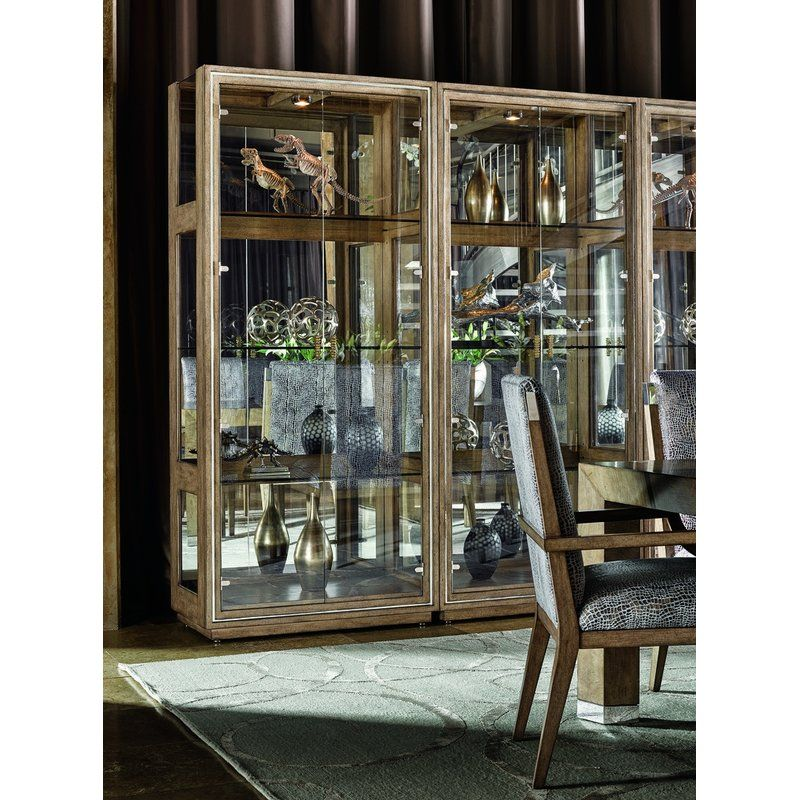Harmony Curio Cabinet Display Cabinet Solid Wood Chairs Cabinet